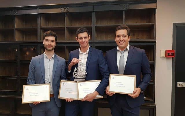 Fondateurs Prix VINCI